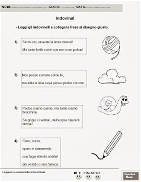 Test D Ingresso Francese Scuola Media - maia il della maestra maia schede