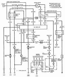 Acg  Air Condition Diagram