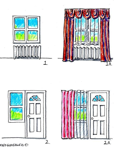 different ways to hang curtains i want a big room