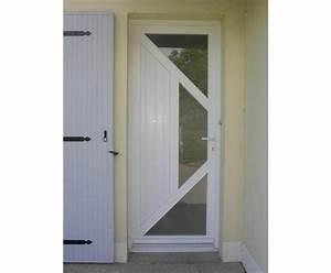 portes pvc portes b39plast With porte d entrée 80x215