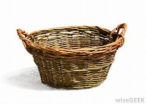 What, Is, A, Pantry, Basket, With, Picture