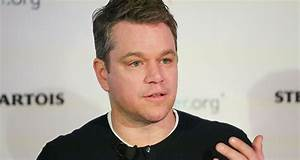Matt Damon Ready To Pitch Donald Trump On Foreign Aid For ...