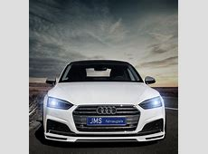 Tuning programme for the new Audi A5 B9 Corspeed Wheels