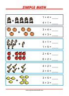 kindergarten activities  worksheets myhomeschoolmath