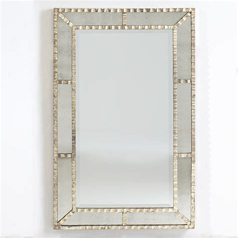 floor mirror panels ribbon panel mirror traditional floor mirrors by wisteria