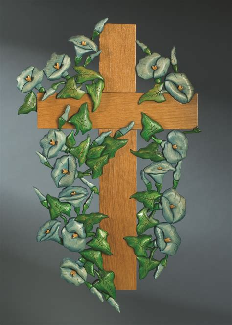 easter bunny intarsia scroll  woodworking crafts