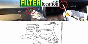 How To Change Kia Sedona Cabin Air Filter