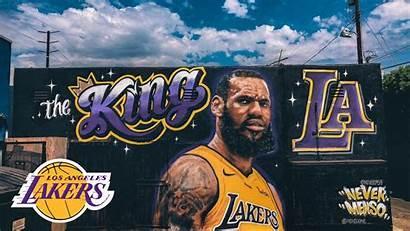 Lakers Lebron James Wallpapers Desktop Background Computer
