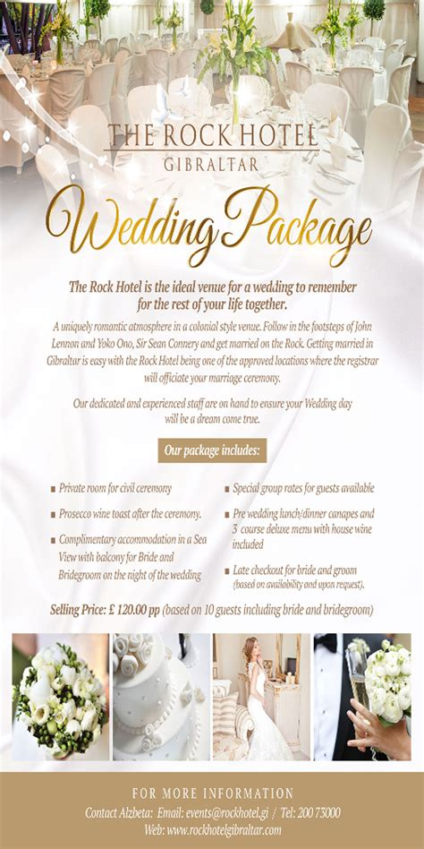 team building cuisine gibraltar wedding packages the rock hotel