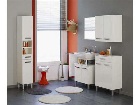conforama colonne salle de bain bloc 80 cm syane vente de meuble et rangement conforama