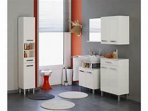 Meuble Rangement Salle De Bain But : meuble bas 60 cm syane vente de meuble et rangement ~ Dallasstarsshop.com Idées de Décoration