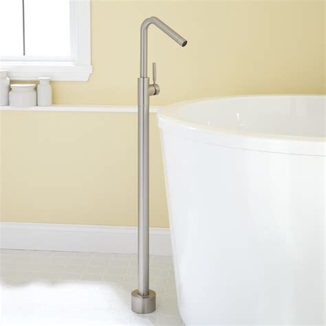 free standing tub faucet signature hardware freestanding tub faucet