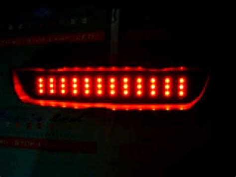 3rd stop l led high mount stop l pajero sport