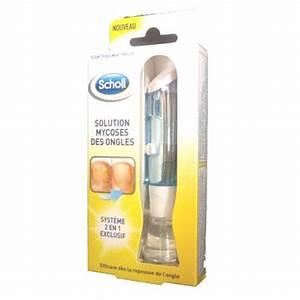 scholl traitement anti mycose des ongles 1 kit With affiche chambre bébé avec traitement fleur de bach