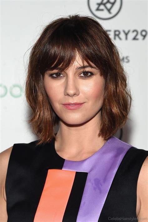 attractive hairstyles  mary elizabeth winstead