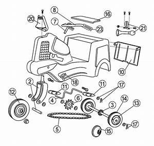 6 5 Inch Pedal Car Tire