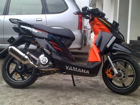 Yamaha X Ride Modifikasi by Gambar Modifikasi Motor Yamaha X Ride Terbaru