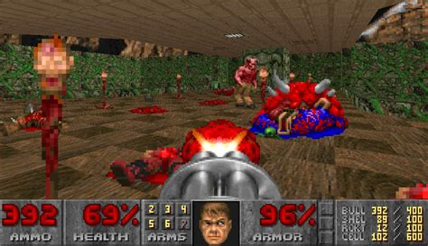 The Release Of Doom 2016 Reminds Us That Nostalgia Has