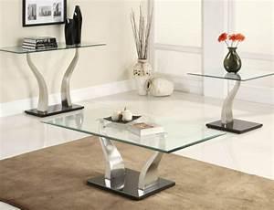 Glastische Für Wohnzimmer : couchtisch glas design l sst jedes wohnzimmer zur geltung kommen ~ Indierocktalk.com Haus und Dekorationen