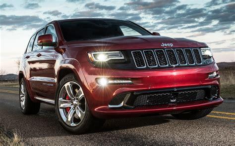 Jeep Grand Cherokee Hellcat Confirmed  Throttle Blips