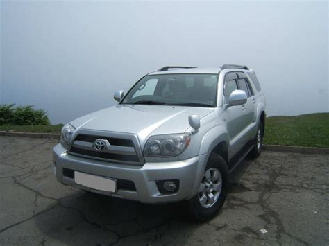 toyota surf car 2007 toyota hilux surf for sale 2700cc gasoline