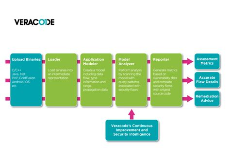 software testing process  applications veracode