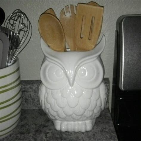 kitchen utensil holder ideas owl utensil holder kitchen ideas utensil