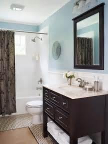 blue and brown bathroom decor tips for timeless bathroom