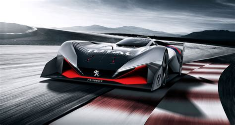 First Look At New Peugeot L500 R Hybrid Vision Gran