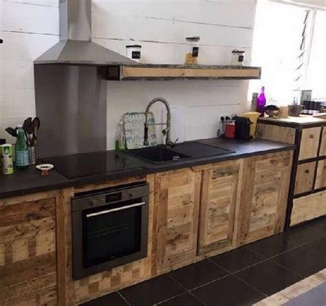 pallet kitchen cabinets diy inspired pallet kitchen cabinets ideas pallets designs