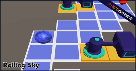 rolling sky play  game    pacogames