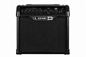 Line 6 Spider Classic 15 Modeling Guitar Combo Amplifier