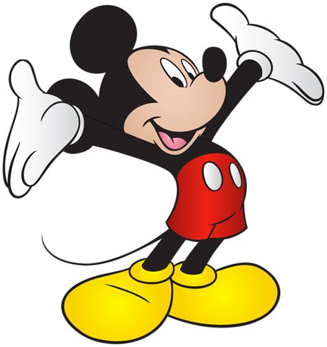 cartoon transparent mickey mouse free png transparent image gallery