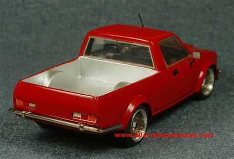 [1980] Alfetta V6 2500 Pick-up ( 1/43 ) « Alfa Romeo Model ...