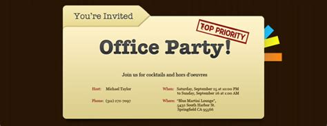 Halloween Potluck Invitation Sample by Professional Events Free Online Invitations