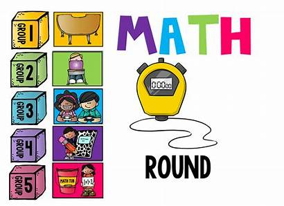 Math Clipart Guided Journey Independent Teacher Table