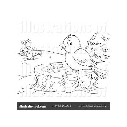 Coloring Clipart Deforestation Bannykh Alex Rf Template