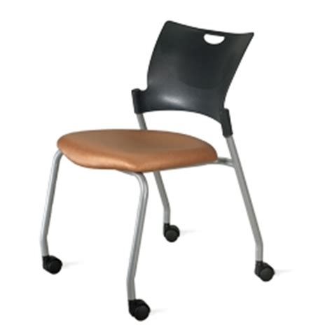 9 to 5 office chairs series four leg mobile rolling