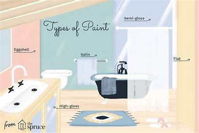 Bathroom Paint Should Bathrooms Special There Types