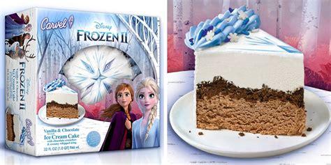 carvels  frozen  ice cream cake   shivering