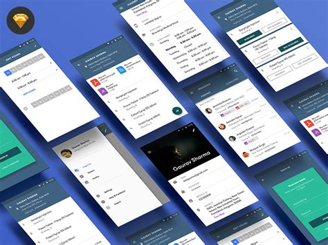 Display Resume In Asp by 8 Wpf Developer Resume Sle 30 Best Ui Mobile Designs Elements Kits Gallery Wpf Toolkit