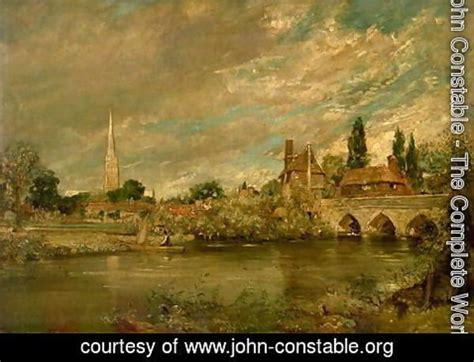 Ee  John Ee    Ee  Constable Ee    Ee  The Complete Ee    Ee  Works Ee   The Bridge Of