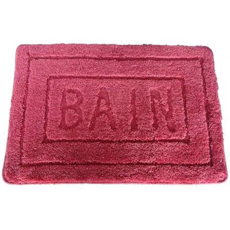 acheter tapis pas cher 28 images indogate tapis salle de bain antiderapant tapis taupe