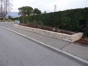 Construction En Pierre : construction muret en pierre clat e 5 messages ~ Premium-room.com Idées de Décoration