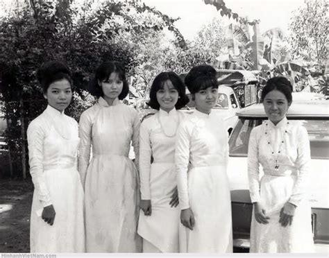 Áo Dài Và Người Phụ Nữ Trước Năm 1975