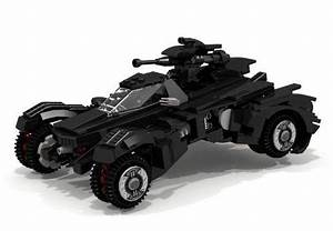Lego Batman Batmobile : lego moc 3287 batman arkham knight bat tank super heroes batman 2014 rebrickable build ~ Nature-et-papiers.com Idées de Décoration