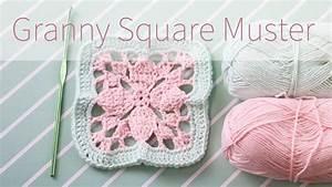 Granny Squares Muster : granny squares muster 1 h kelanleitung youtube ~ A.2002-acura-tl-radio.info Haus und Dekorationen