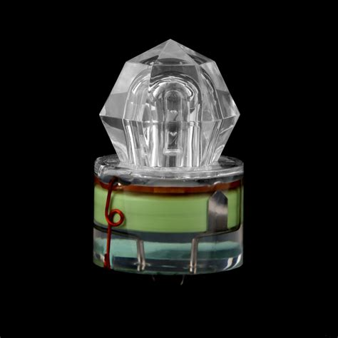 Led Diamond Shape Deep Sea Fishing Lamp Led Attracting