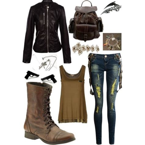 The gallery for --u0026gt; Zombie Apocalypse Outfit Girls