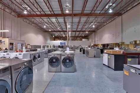 trail appliances clearance centre delta bc